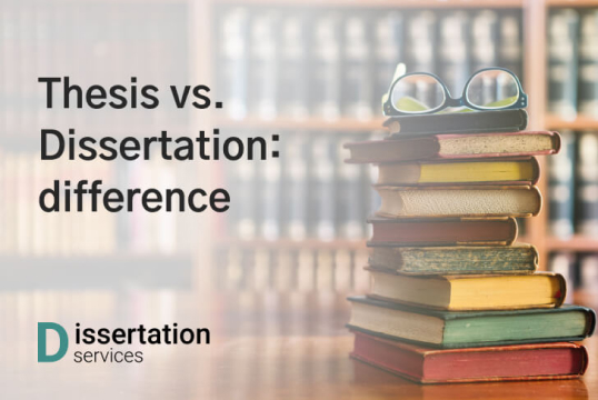 What Is The Difference Between Thesis And Dissertation?