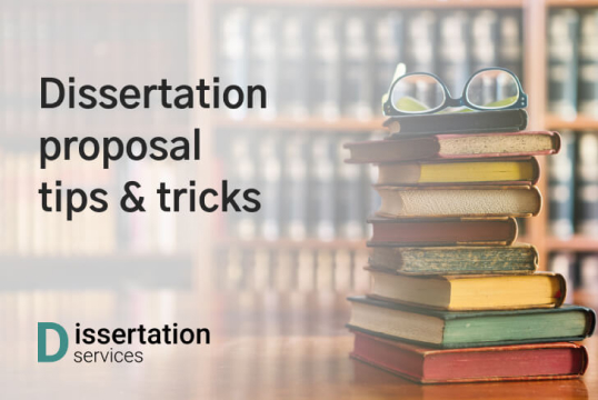 Dissertation Proposal Example And Tips For Make The Best Structure